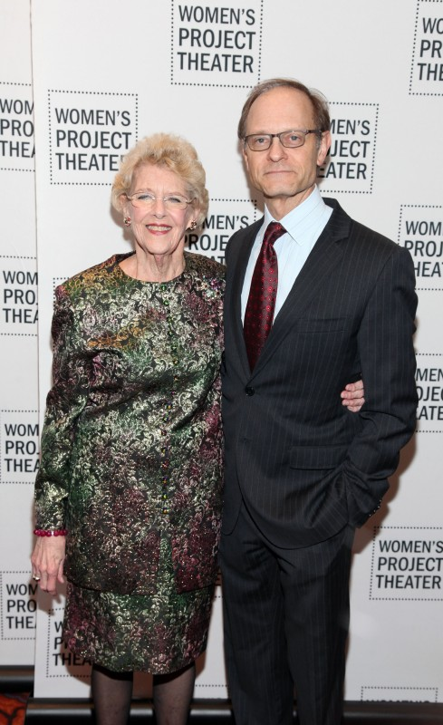 Joan Vail Thorne, David Hyde Pierce