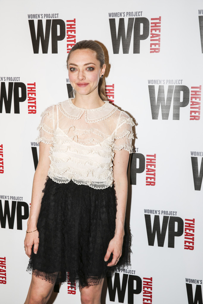 Amanda Seyfried at #WPAwards