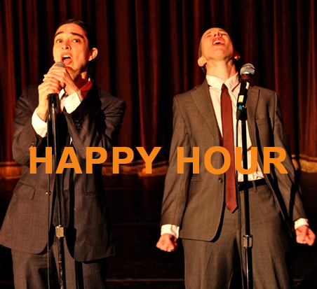 Monica Bill Barnes & Company: Happy Hour