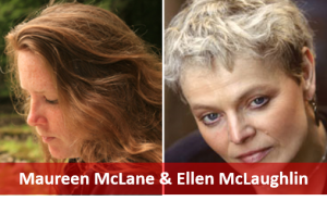 Poet Lectures - Dear Elizabeth Maureen McLane and Ellen McLaughlin