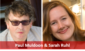 Poet Lectures - Dear Elizabeth Paul Muldoon and Sarah Ruhl