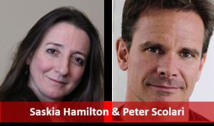 Poet Lectures - Dear Elizabeth Saskia Hamilton and Peter Scolari