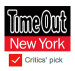 Timeout New York Critics' Pick
