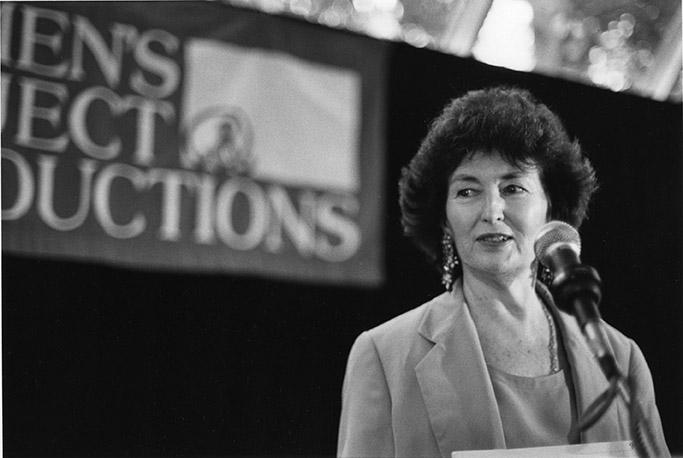 Remembering our Founder, Julia Miles « WP Theater